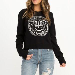 RVCA Joe Grillo Smiles Sweater